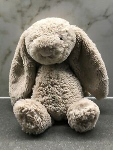 Jellycat-Bashful-Bunny-Medium-31cm-in-Beige-Used