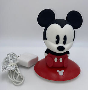 Disney Mickey Mouse Phillips SoftPals Rechargable Night Light with Charger