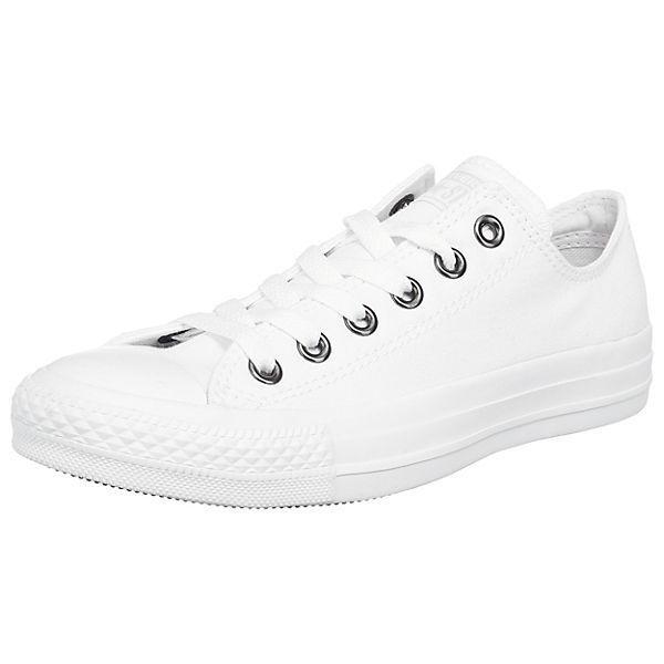 Converse Chuck Taylor OX AU647 Herren Men's Weiß Sneaker