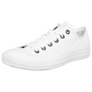 Details zu Converse Chuck Taylor OX AU647 Herren Men's Weiß Sneaker