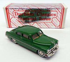Durham-clasicos-1-43-Escala-Modelo-de-Coche-092-1951-Ford-monarca-Verde