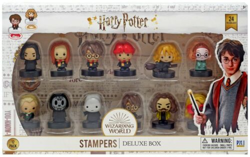 Harry Potter Stampers 12-Pack