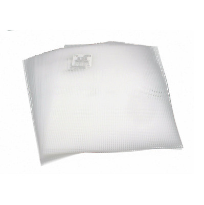 Single Sheet 7 Mesh U Pick COLORS 10.5 x 13.5 Plastic Canvas Sheet