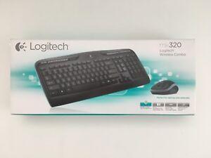57d45978a8d Logitech mk320 Wireless Keyboard and Mouse Combo 97855068590   eBay