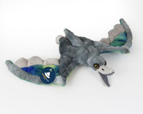 Stofftier Dinosaurier Pteranodon Plüschtier Kuscheltier, Spannw. 30 cm Dino