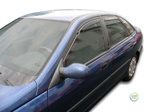 DRE27124 Renault Laguna mk1 Hatchabck 1993-2001 viento desviadores 4pc Heko Teñido