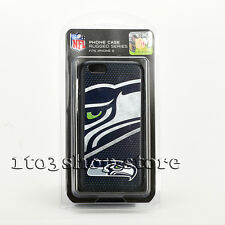 NFL Seattle Seahawks Rugged Hard Case Cover for iPhone 6 iPhone 6s (Blue/Green)