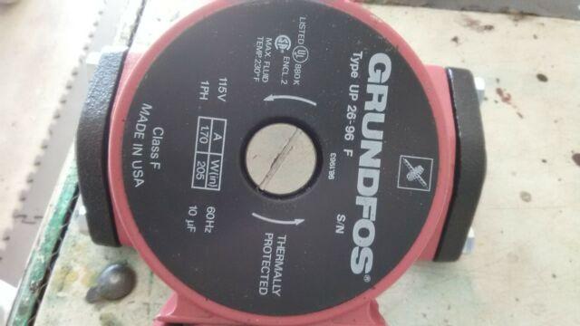 UP26-96 Grundfos Pump