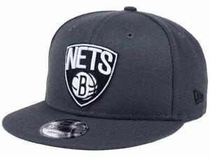online retailer 9227b 1dbdd Image is loading Brooklyn-Nets-New-Era-NBA-Men-039-s-