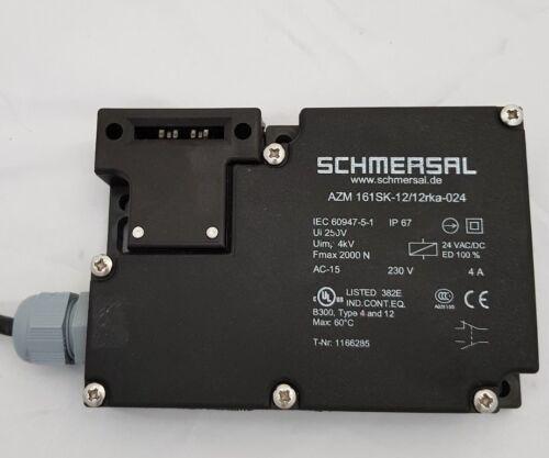 Schmersal AZM 161SK-12//12RK-024