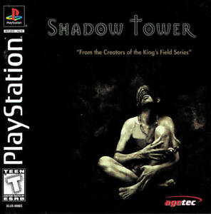 Shadow-Tower-PS1-Great-Condition-Fast-Shipping