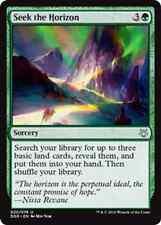 Seek the Horizon NM X4 Duel Decks: Nissa vs. Ob Nixilis MTG Cards Green Uncommon
