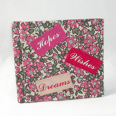 Sass & Belle FLORAL NOTEBOOK | Vintage Shabby Chic Style | GREAT for Notes