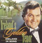 Ireland's Golden Tenor 0886974945529 by Frank Patterson CD