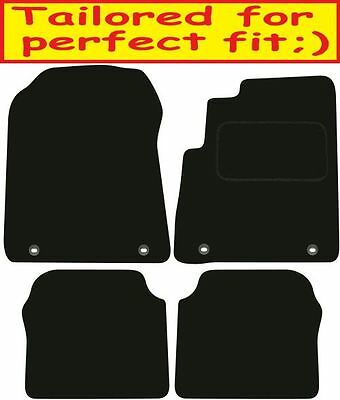 MG MG 6 Tailored car mats ** Deluxe Quality ** 2017 2016 2015 2014 2013 2012 201