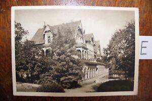 Carte Postale Vue Carte Hesse Hilde Foyers Maison-afficher Le Titre D'origine Facile à Utiliser