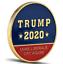 Donald-Trump-2020-Make-Liberals-Cry-Again-Commemorative-Challenge-Coin-SO miniature 1