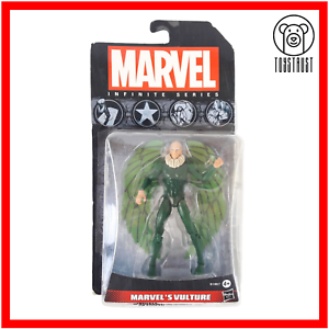 Marvel-Vulture-Action-Figure-Infinite-Series-Character-Toy-4-Boxed-by-Hasbro