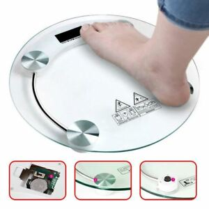 Electronic-Personal-Digital-Tempered-Glass-Weight-Weighing-Scale