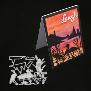 Metal Corte muere Stencils scrapbooking//Photo Album Decorativa Hágalo usted mismo de grabación en relieve