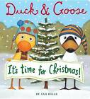 It's Time for Christmas! by Tad Hills (Board book)