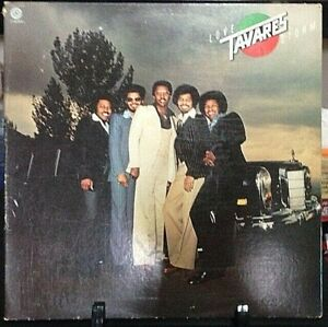 TAVARES Love Storm Album Released 1977 Vinyl/Record Collection US pressed