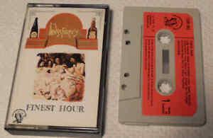 Lindisfarne-Finest-Hour-1975-Charisma-7208-563-Cassette-Tape-Album