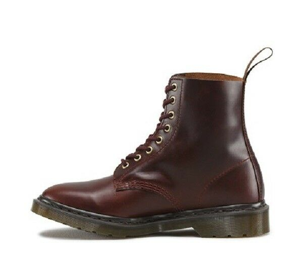 Mens US Size 6 Doc Dr. Martens PASCAL in in in Charro Brando Leather  UK 5 Womens 7 c0c786