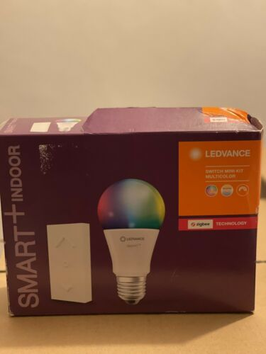 ZigBeeE27Switch mini Kit LEDVANCE Smart INDOOR LED mit Fernbedienung