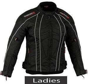 DryLite-Femmes-Veste-moto-Femmes-Impermeable-Protec-manteau