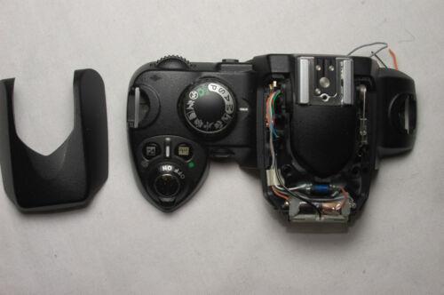 Original Nikon D40 Panel Superior Lcd-Partes o Panel Trasero Flash