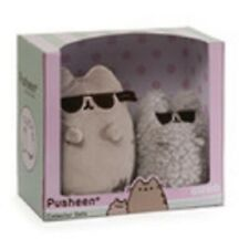 PUSHEEN the CAT ~ SUNGLASSES COLLECTOR PLUSH SET ~  by Gund ~ NRFB  2017