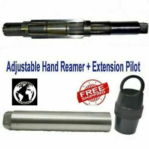 """23.81-26.98mm INDIA BEST QUALITY H11 Adjustable Hand Reamer 15//16/"""" to 1-1//16/"""""""