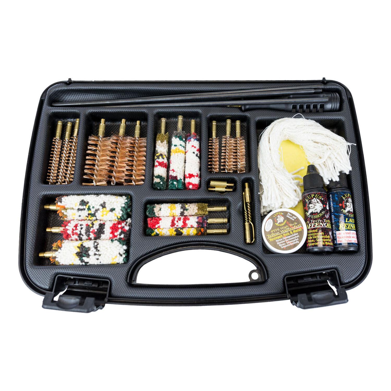 Waffen Putzset im Koffer 32 teilig für für für alle Kaliber   NEU  TOP  OVP  | Ausgezeichnete Qualität  3f261d