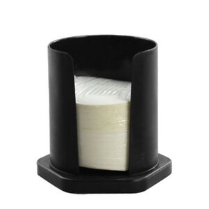 350PCS Professional Coffee Replacement Filter White Paper Aeropress Maker QK