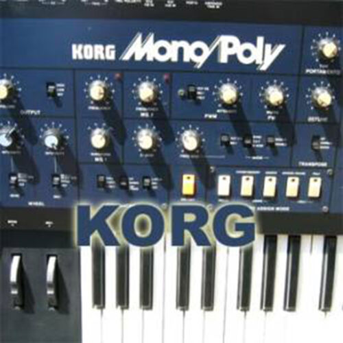 KORG T3 HUGE Original Factory /& New Created Sound Library//Editors