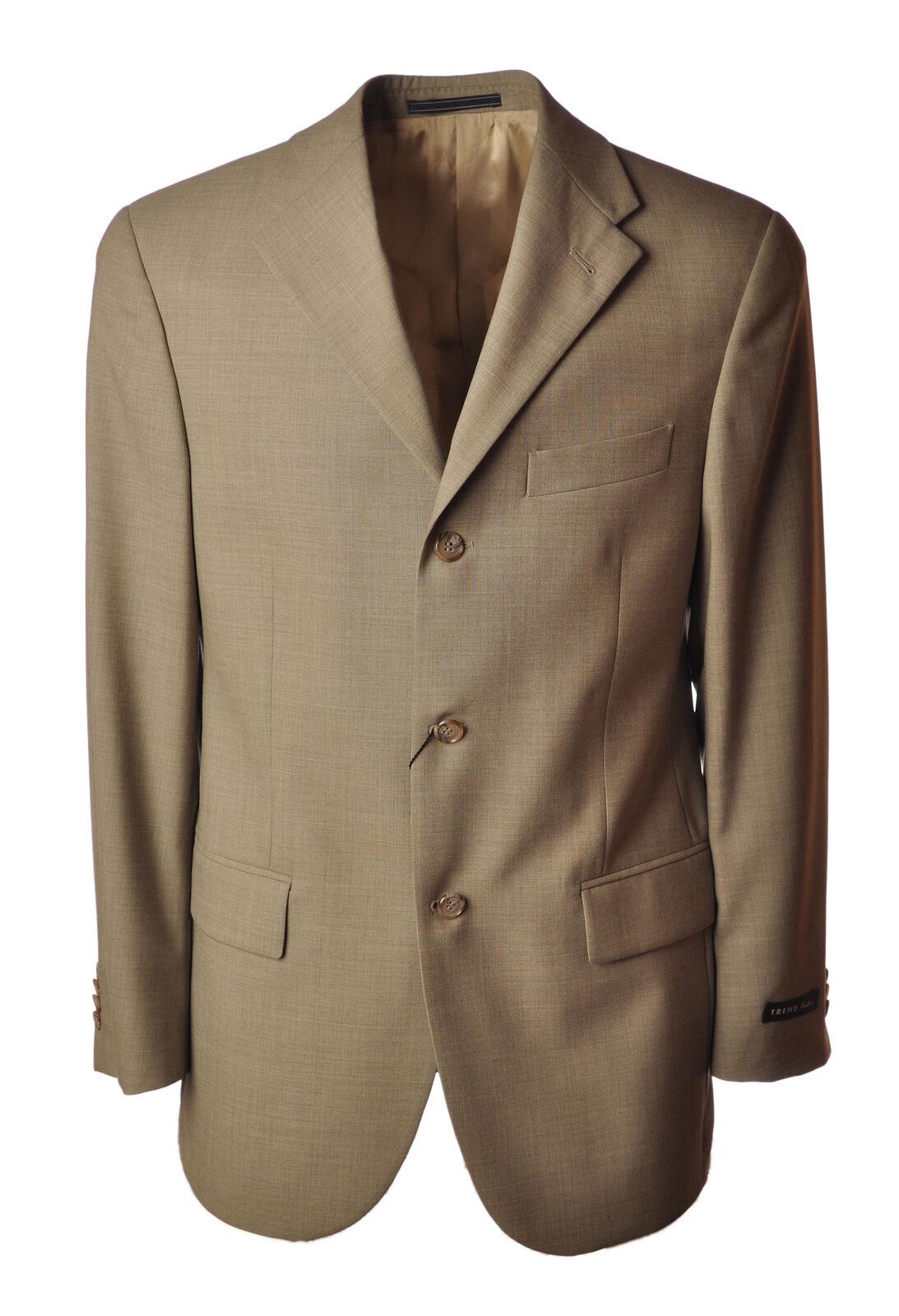 Corneliani Trend  -  Length - Male - Beige - 4716715A183057