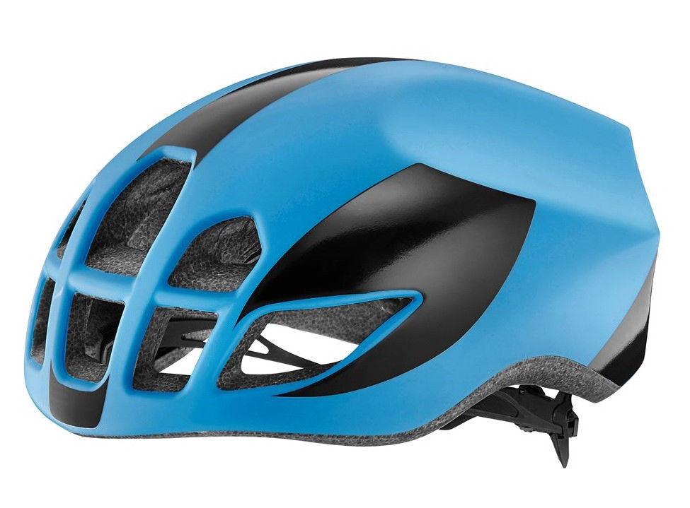Casco Ciclismo Giant Pursuit Color Negro-Azul