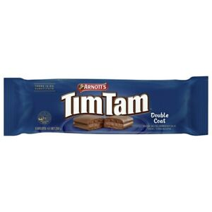 Arnott's Tim Tam Double Coat Chocolate Biscuits 200g