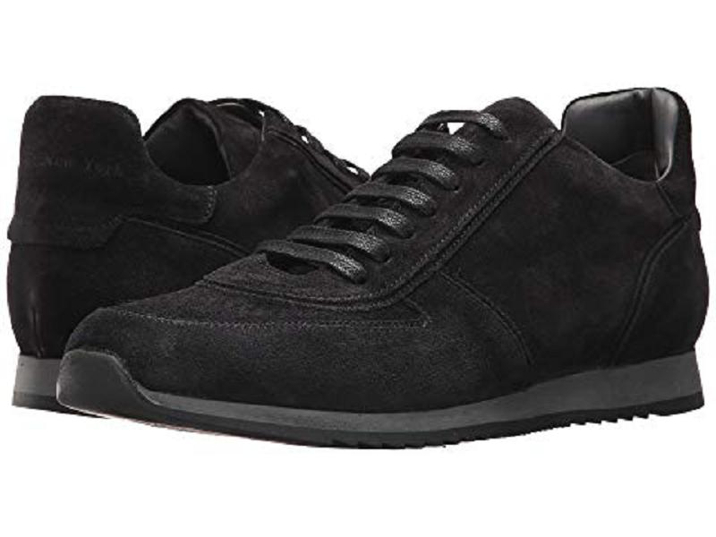 To avvio New York Men's Hatton US 13 M nero Suede Oxfords scarpe  350.00