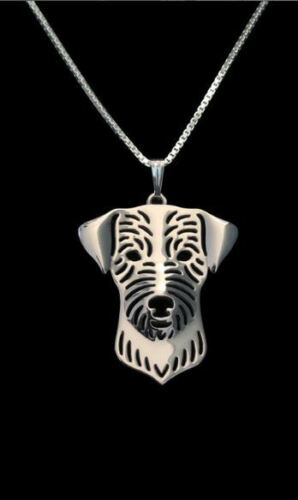 Silver West Highland Terrier Pendant Necklace Westy Jewellery 18 inch Chain