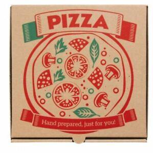 Plain Pizza Boxes, Takeaway Pizza Box, Strong Quality Postal Boxes 7 - 20 Inch