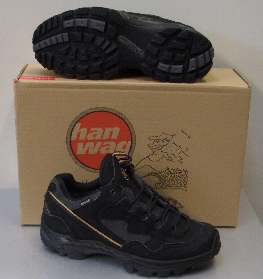 Hanwag performance Lady GTX senderismo trekking zapato 4,5 - EUR  37,5 (6321-899)  servicio de primera clase