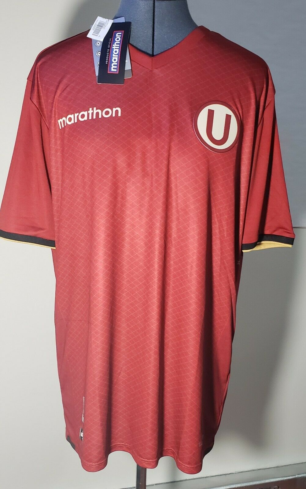 Camiseta Alterna Universitario 2019 Player Jersey Talla XL