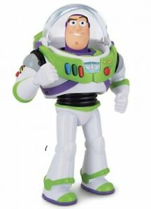"Disney Pixar Toy Story 4 Buzz Lightyear 12"" Action Talking Figure NEW 20+ Saying"