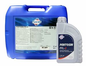pentosin ffl 2 dct transmission fluid 1l oe oil for vw