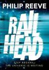 Railhead by Philip Reeve (Hardback, 2015)