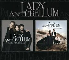 Lady Antebellum - Need You Now / Own the Night [New CD] UK - Import
