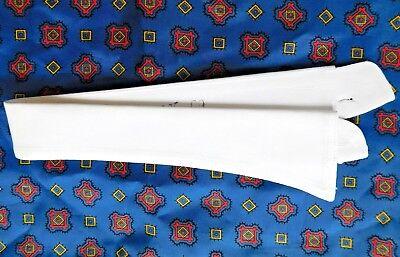 "Climax shirt day collar size 15 1/2"" semi stiff style C9 UNUSED men's vintage"