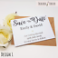 Personalised-Wedding-Save-the-Date-Cards-with-Envelopes-Magnetic thumbnail 6